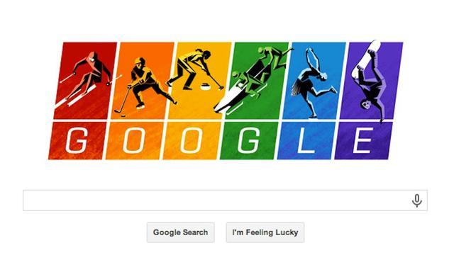 Google toont regenboogvlag op zoekpagina