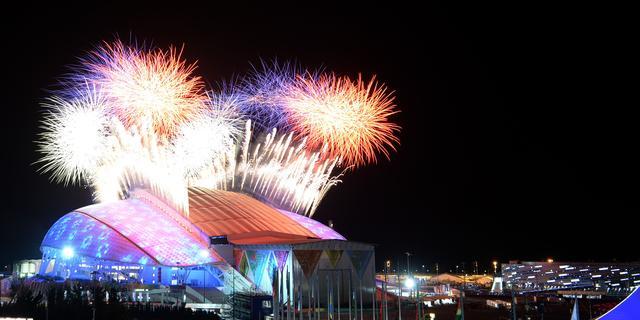 Poetin noemt opening Winterspelen grandioos, maar duur