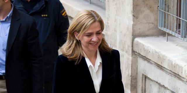 Spaanse prinses voor rechter om fraude