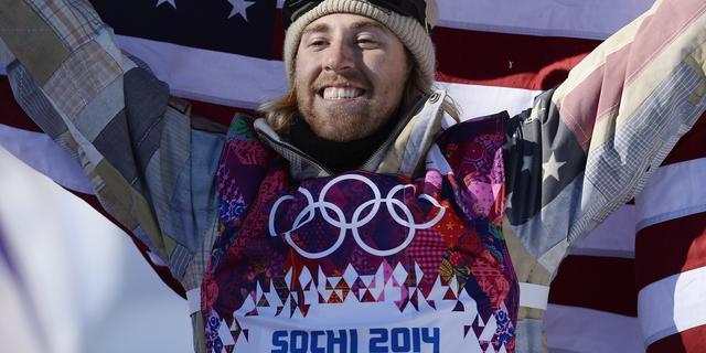 Snowboarder Kotsenburg pakt eerste goud in Sotsji