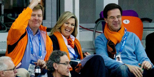 Koning Willem-Alexander: 'Wat een mooi begin'