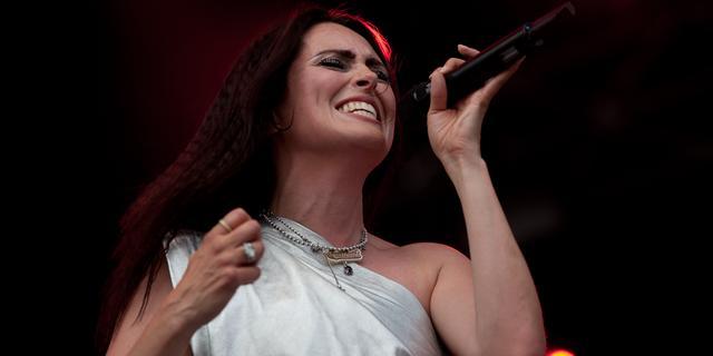 Within Temptation in Britse top 10 met album