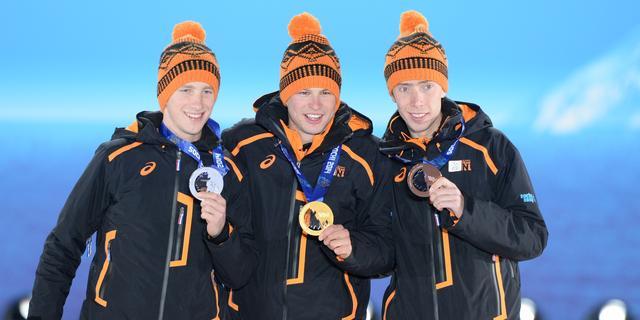 Nederland raakt koppositie in medailleklassement kwijt