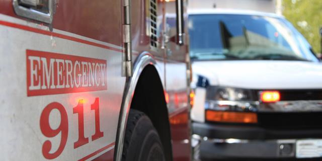 Slapende ambulancemedewerker gekidnapt