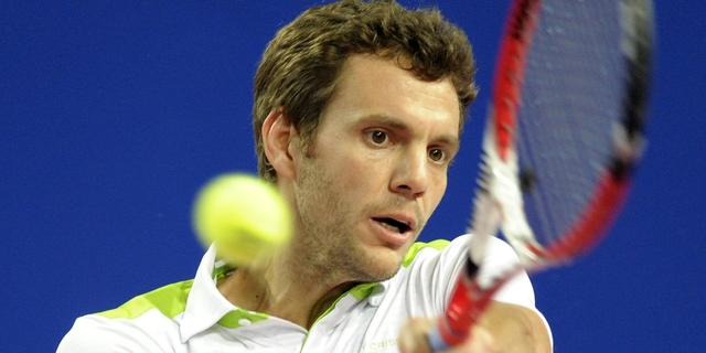 Mathieu bereikt tweede ronde ABN Amro-toernooi
