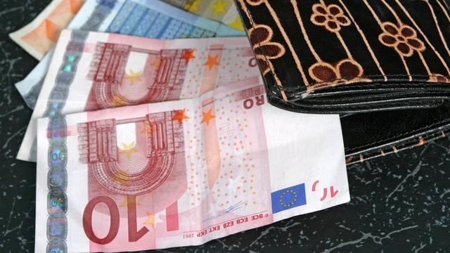 Inflatie eurozone iets hoger bijgesteld