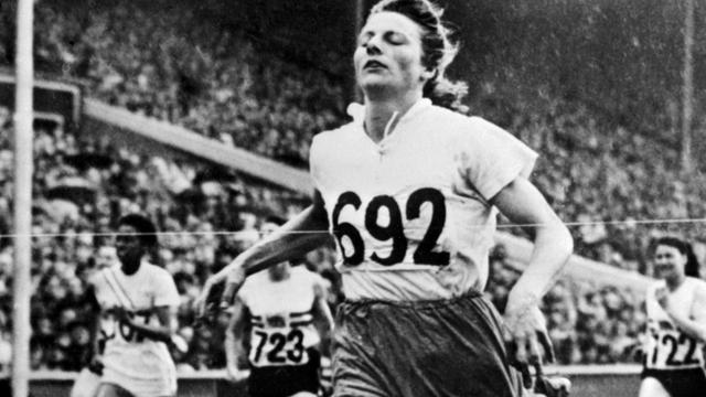 Fanny Blankers Koen geëerd met 5-euromunt