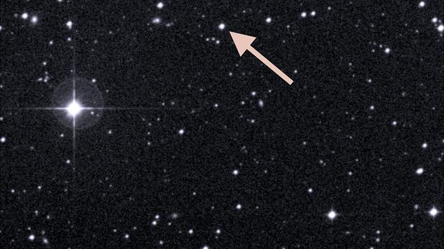 Oudste ster in universum ontdekt