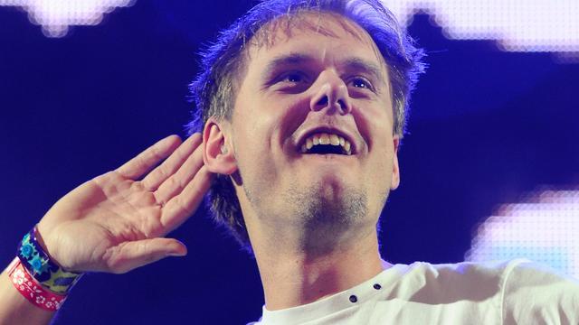 Armin van Buuren krijgt wassen beeld in Madame Tussauds