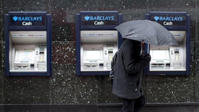 Britse bank Barclays schrapt zevenduizend banen