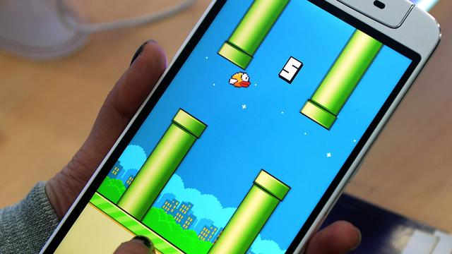 Angry Birds-maker lanceert Flappy Bird-achtige game