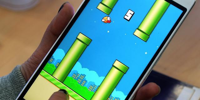 Flappy Bird-klonen blijven App Store domineren