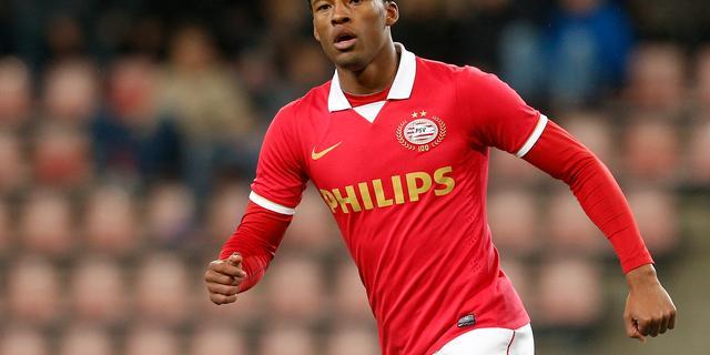 Wijnaldum scoort bij rentree voor Jong PSV