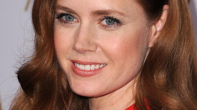 'Amy Adams wil niet over hack Sony praten'