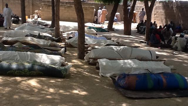 Weer bloedbad door Boko Haram