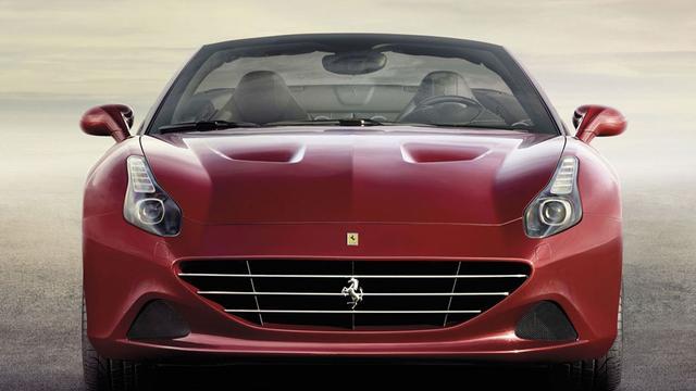 Ferrari bepaalt prijzen California T