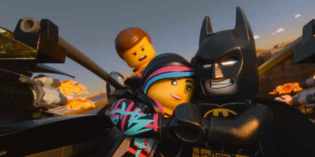Lego-film domineert nog steeds bioscopen VS