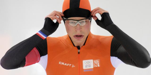 Kramer meldt zich af voor 1500 meter in Sotsji