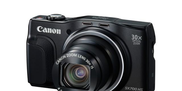 Canon onthult zeven nieuwe compactcamera's