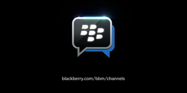 380 miljoen Blackberry Messenger-berichten per dag in Afrika