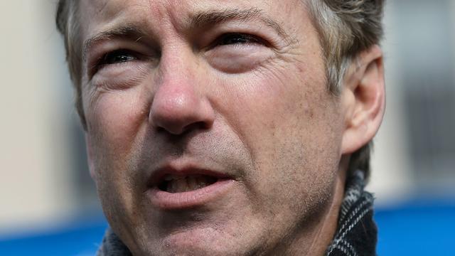 Rand Paul favoriete Republikein voor Witte Huis
