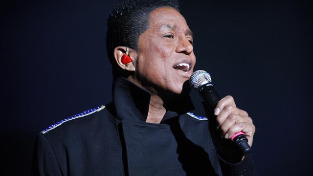 The Jacksons voor concert naar Paradiso