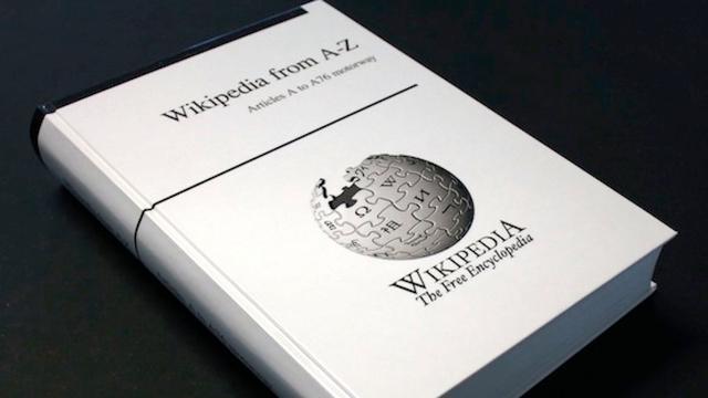 Duits bedrijf wil complete Engelstalige Wikipedia uitprinten