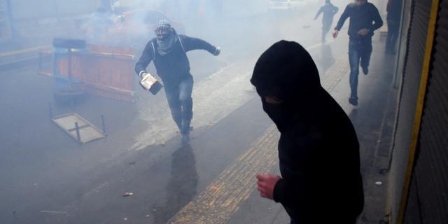 Turkse protesten tegen premier Erdogan