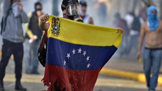 Agenten Venezuela vast voor dood betogers