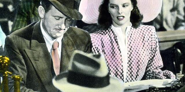 Affaire Spencer Tracy en Katherine Hepburn verfilmd