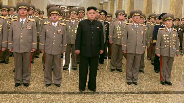 Vuurgevecht tussen Noord- en Zuid-Korea