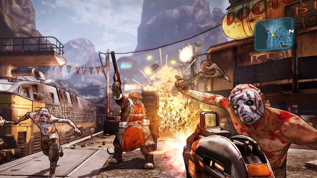 Nieuwe Borderlands-game aangekondigd
