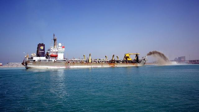 Baggeraar Boskalis voelt druk fors lagere olieprijzen