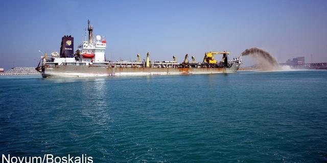Boskalis werd afgewezen voor havenklus Israël