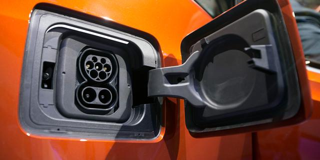Auto voor de deur wordt energiecentrale