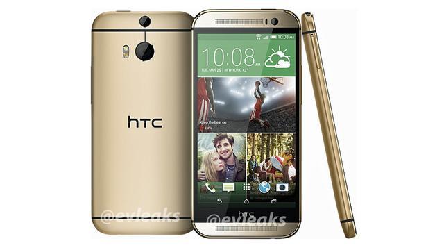 Video toont nieuwe software voor HTC One M8