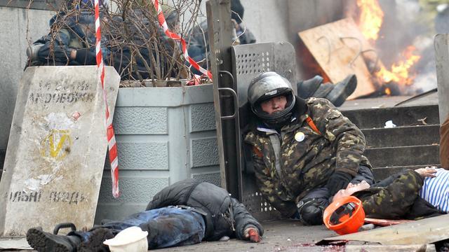 Ex-agenten Oekraïne verdacht van massamoord