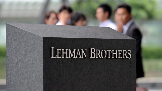 Failliet Lehman moet 2,38 miljard betalen in zaak uit kredietcrisis