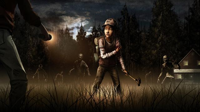 The Walking Dead wordt game voor smartphones