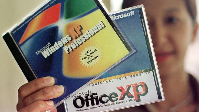 Nog 1 miljoen Nederlanders gebruiken Windows XP
