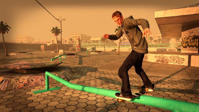 Nieuwe Tony Hawk-game is voor smartphones en tablets