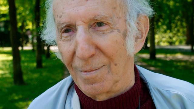 Dichter Leo Vroman (98) overleden