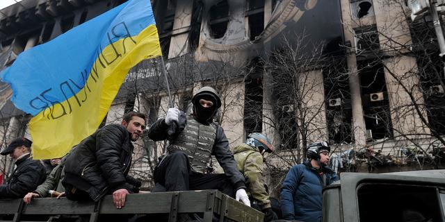 Oppositie claimt controle over Kiev