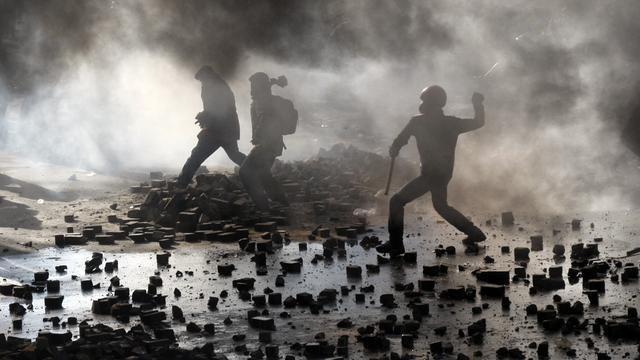 Arrestatiebevel ex-ministers Oekraïne