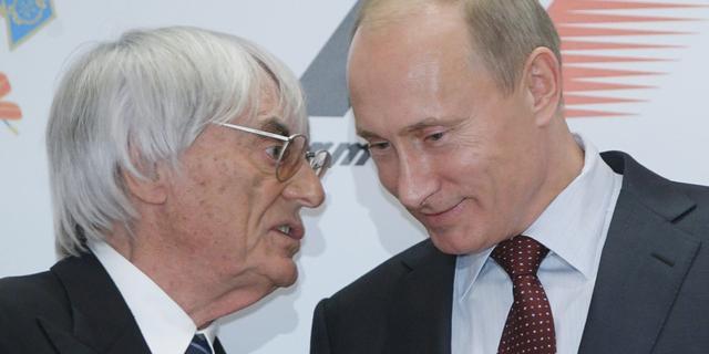 'Formule 1-circuit in Sotsji tijdig gereed'