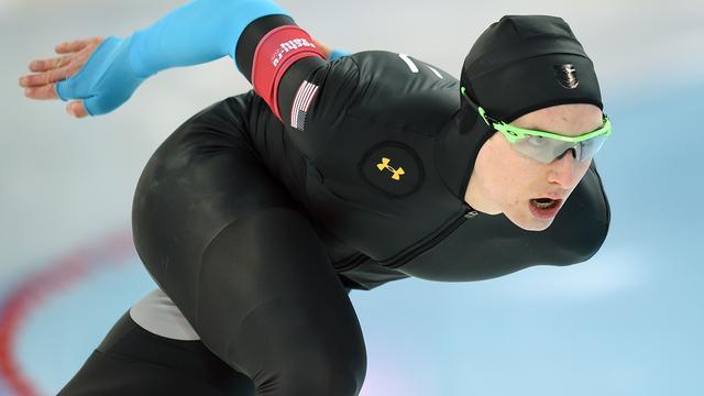 Amerikaan Kuck stopt met schaatsen