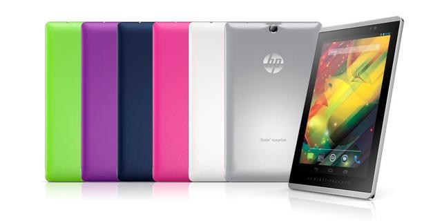 HP brengt tablets met belfunctie naar Nederland