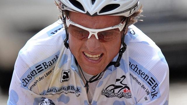 Alsnog acht jaar schorsing voor dopingzondaar Sinkewitz
