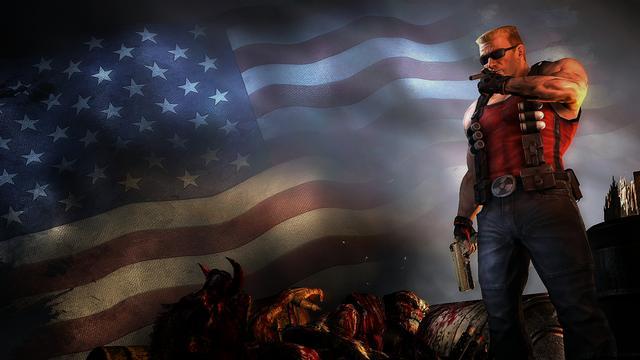 Gearbox zoekt ontwikkelaar voor nieuwe Duke Nukem-game