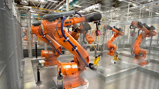 'Robotisering' biedt kansen voor Nederland'
